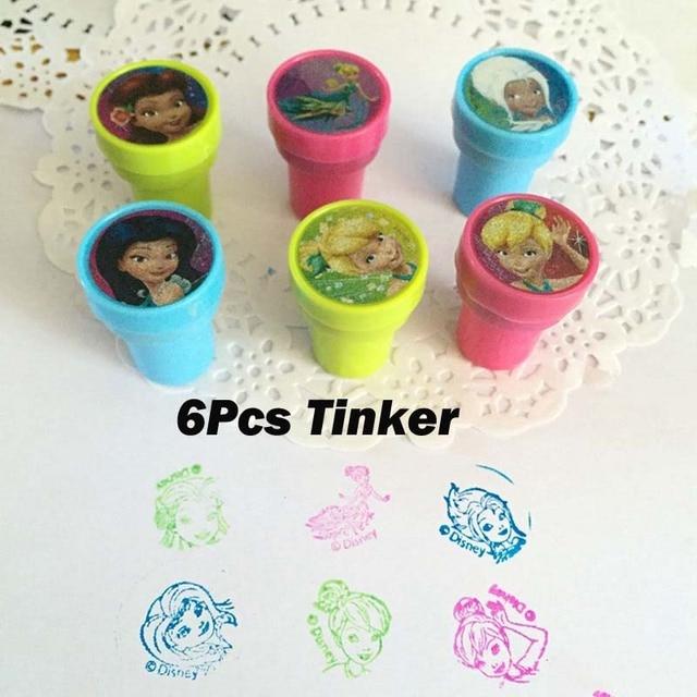 6 Pcs Tinker bel