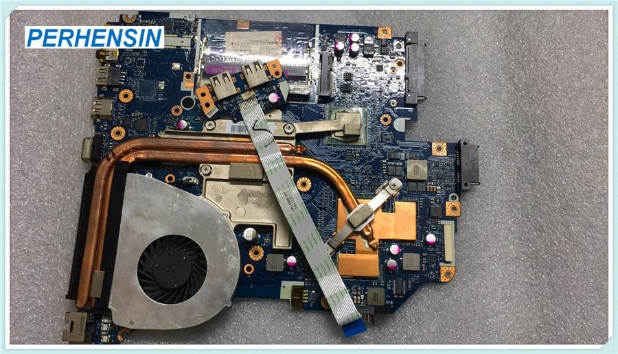 For Acer Aspire 5750 5750G MOTHERBOARD HM65 DDR3 P5WE0 LA 6901P rev 0.3