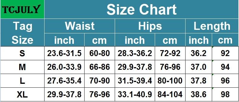 size S-XL