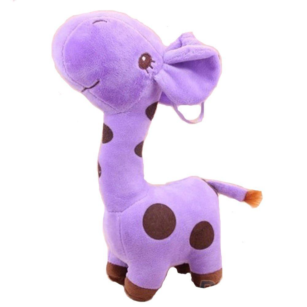 Giraffe Soft Plush Children Toy Animal Dolls Kids Birthday Party Gift