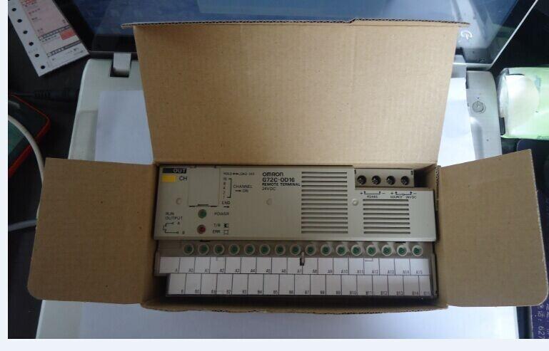 OMRON programming controller module G72C-ID16OMRON programming controller module G72C-ID16