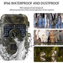 662 16 МП 1080P охотничья камера 0,6 s Быстрый триггер движения цифровой инфракрасный Trail Cam ночное видение Дикая камера фото ловушки
