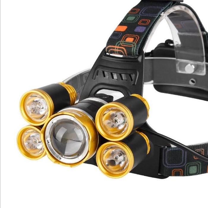LED NIGHT LIGHT LED HEADLIGHT 18650 BATTERY 10W TO 12WATT NIGHT WALKING EMERGENCY USING