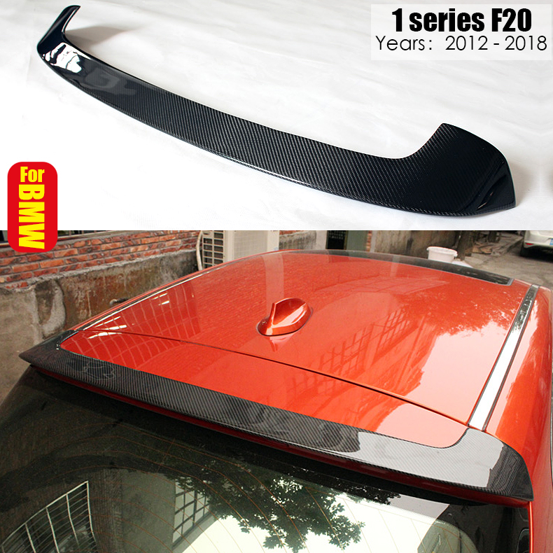 цены M-performance p style carbon fiber rear trunk wings spoiler for bmw 1 series f20 2012-2018 pre-lci 116i 118i 120i 125i 128i 135i
