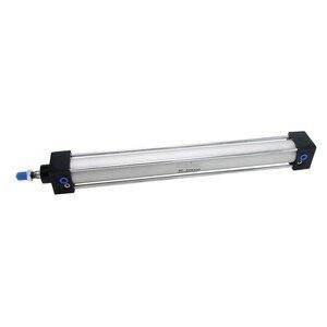 Image 5 - Cylindre pneumatique à Double effet, cylindres Standard 32/40/63mm 50/75/100/125/150/175/200/250/300mm, course de offre spéciale