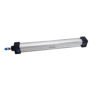 Image 5 - Standard Air Cylinders 32/40/63mm Bore Double Acting Pneumatic Cylinder SC 50/75/100/125/150/175/200/250/300mm Stroke Hot Sale