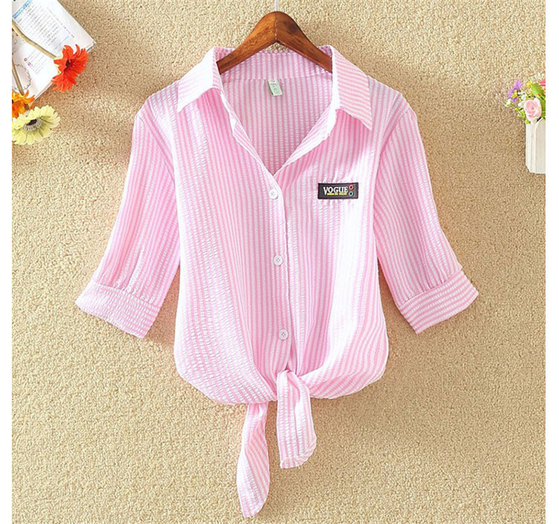 HTB1dC iRFXXXXbSXXXXq6xXFXXXc - Women Shirts Korean Short Sleeve Flower Embroidery Clothes