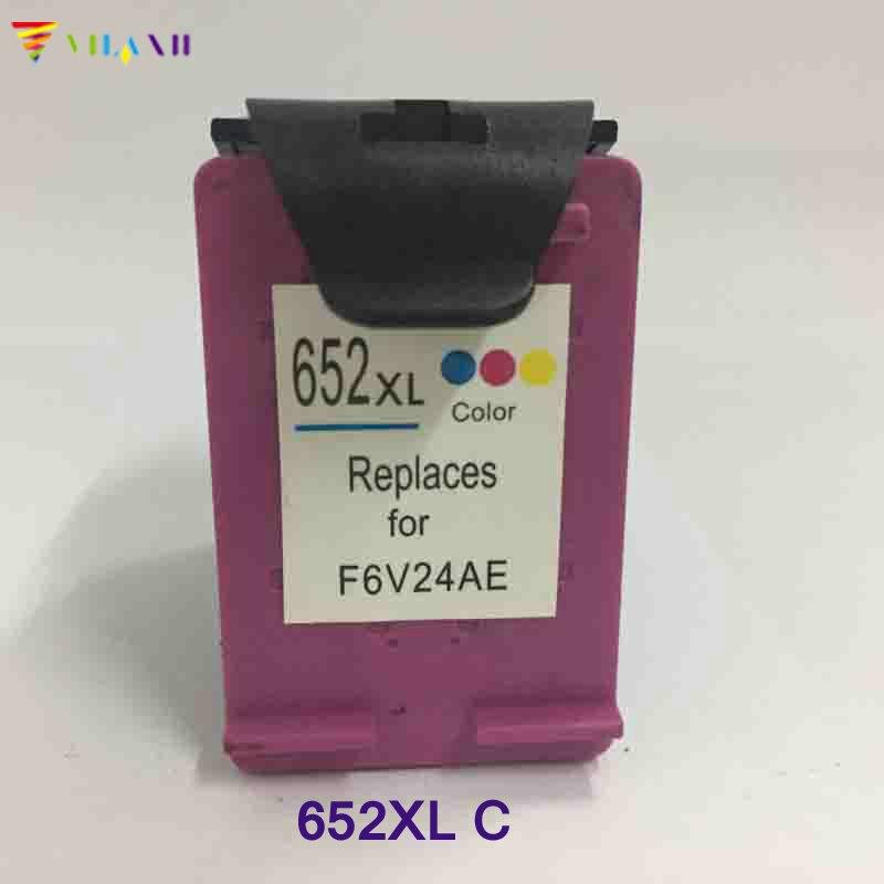 Vilaxh compatibele inktcartridges vervangen voor hp 652 652xl DeskJet - Office-elektronica