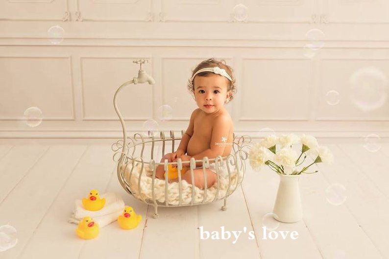 newborn photography props baby bathtub creative bath props bebe bathtub photo accessories