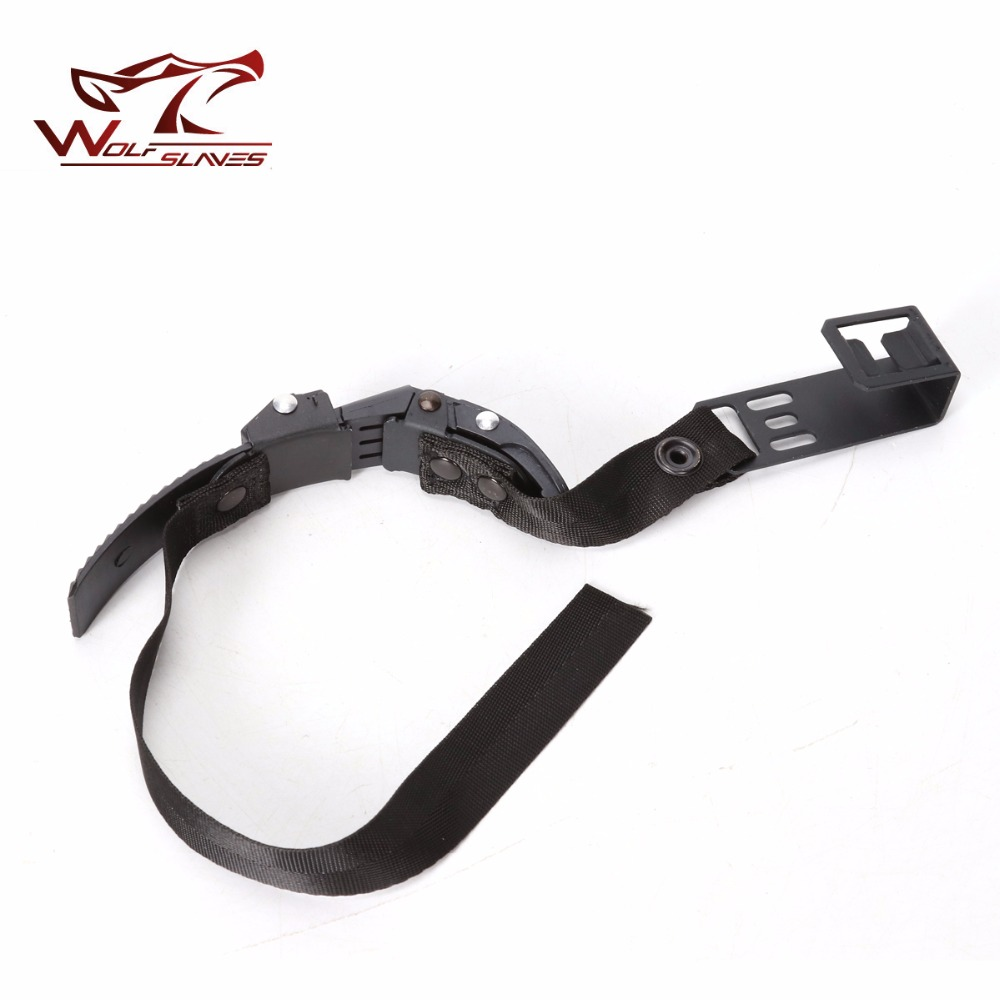 NVG очки ночного видения шлем Крепление ремень тактический шлем кепки аксессуары Airsoft Wargame шлем аксессуары