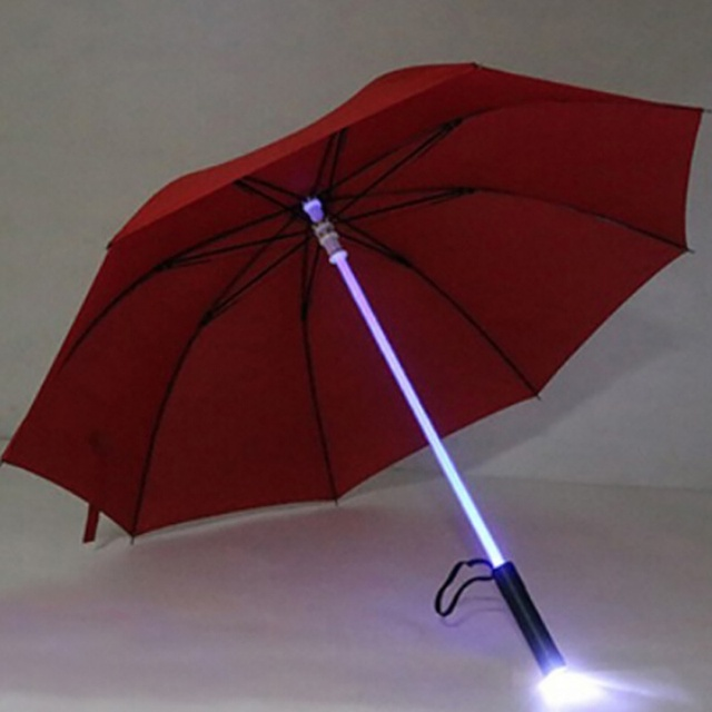 *New* LED Light Up Umbrella