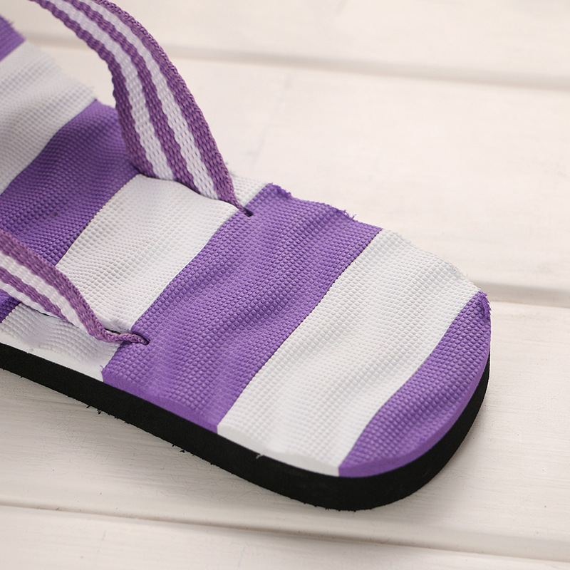 Brand Flip Flops Kvinnor Platform Sandaler Sommar Skor Kvinna Beach - Damskor - Foto 3