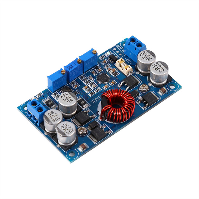 High Quality Chips LTC3780 Charging Module DC 5-32V To 1V-30V 10A Automatic Step Up Down Regulator Charging Module