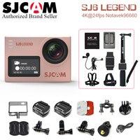 Original SJCAM SJ6 LEGEND Air Sports Camera 4K Camera HD 2 0 Touch Screen NTK96660 Remote