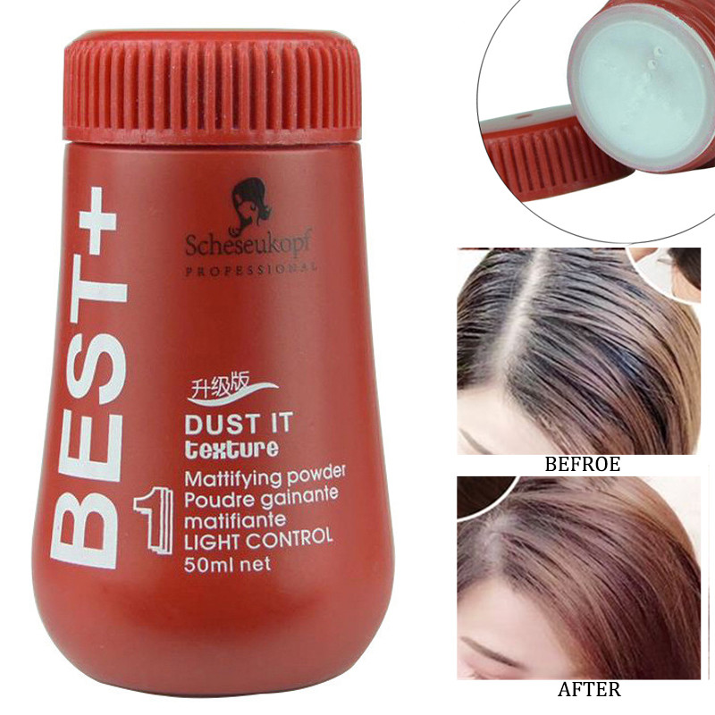 Useful Mattifying Powder Increases Hair Volume Captures Hair