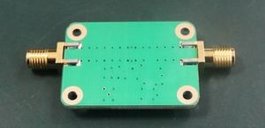 Image 2 - 1pcs RF High Frequency Wide Band Amplifier Low Noise Amplifier LNA 1 2000MHz Gp: 32dB