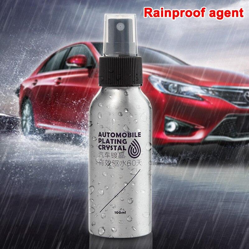 100ml Car Windshield Rain proof Agent Car Glass Anti Rain Agent  NJ88   - title=