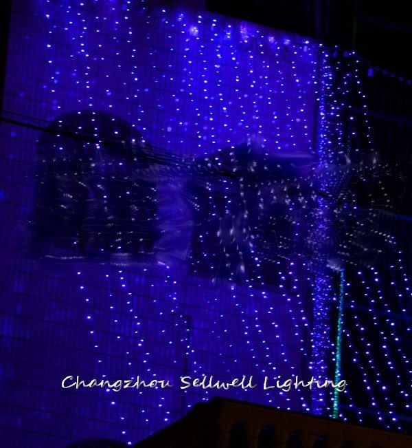 Great!led Festival Light Yard Decoration 5*4m Blue Lamp H121 great led festival light yard decoration 5 4m blue lamp h121
