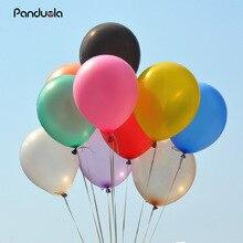 Black balloon 100pcs/lot 1.5g 10 Inch Pearl Helium