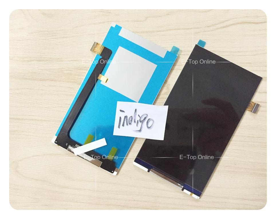 100% Tested Screen For Explay indigo LCD Display Screen ( not Touch Screen Digitizer Sensor )  free tracking explay для смартфона explay indigo
