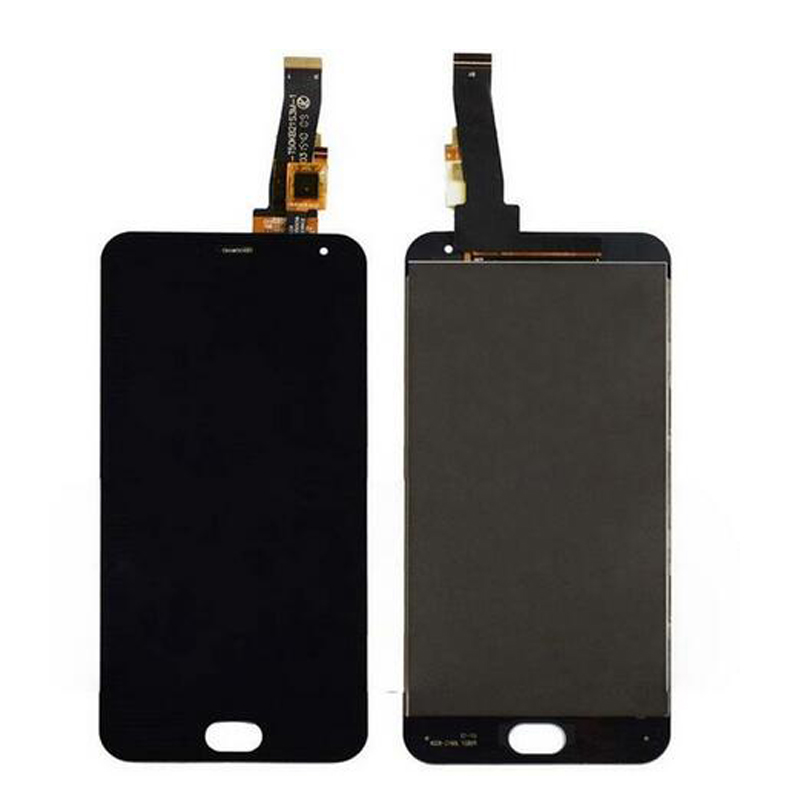 For Meizu M2 Mini LCD Display With Touch Screen Digitizer Glass Panel Replacement For meizu meilan 2 LCD Free shipping