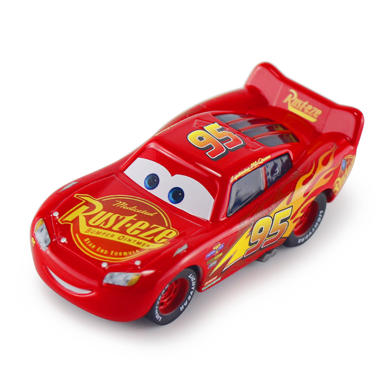Disney Pixar Cars 3 2 Jackson Storm Lightning McQueen Cruz Ramirez 155 Diecast Metal Toys Model Car Birthday Gift For Kids Boy
