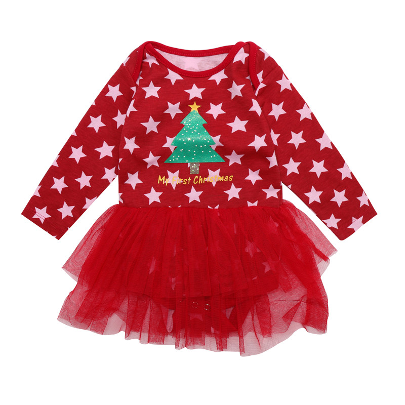 baby girl clothes   romper   baby clothes Christmas   rompers   newborn Overalls for children for newborns Baby Clothing HYX001
