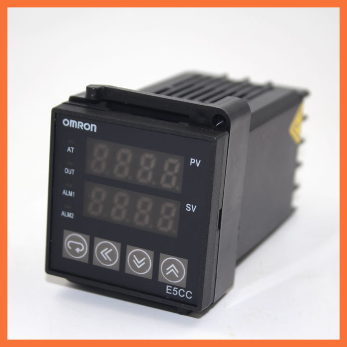 New Original Digital Temperature Controller E5CC-RX2DSM-800 AC100-240V Temperature Relay E5CCRX2DSM800 E5CC Tool part e5cc rx2asm 800 original new temperature controller e5ccrx2asm800 e5cc rx2asm 800