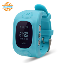 Tracker children Smart Watch Phone Call SOS Wristband GSM WiFi LBS Wristwatch Intelligent Monitor Alarm for Kid