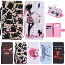 Case For LG Leon 4G LTE H324 H340 C40 H450 Cover Flip Card Slot stand holder leather Soft phone Case For LG Leon funda kimTHmall