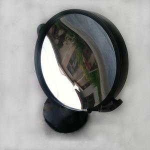 Image 1 - 2pcs 100mm Diameter Concave Mirrors Optics Physico optical Experiment Instrument