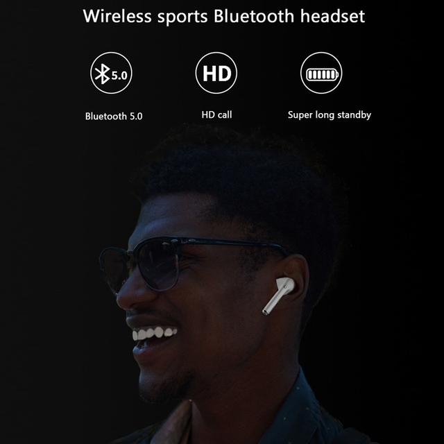 Wireless Ear buds Twins Earphone Bluetooth 5.0 TWS Water proof
