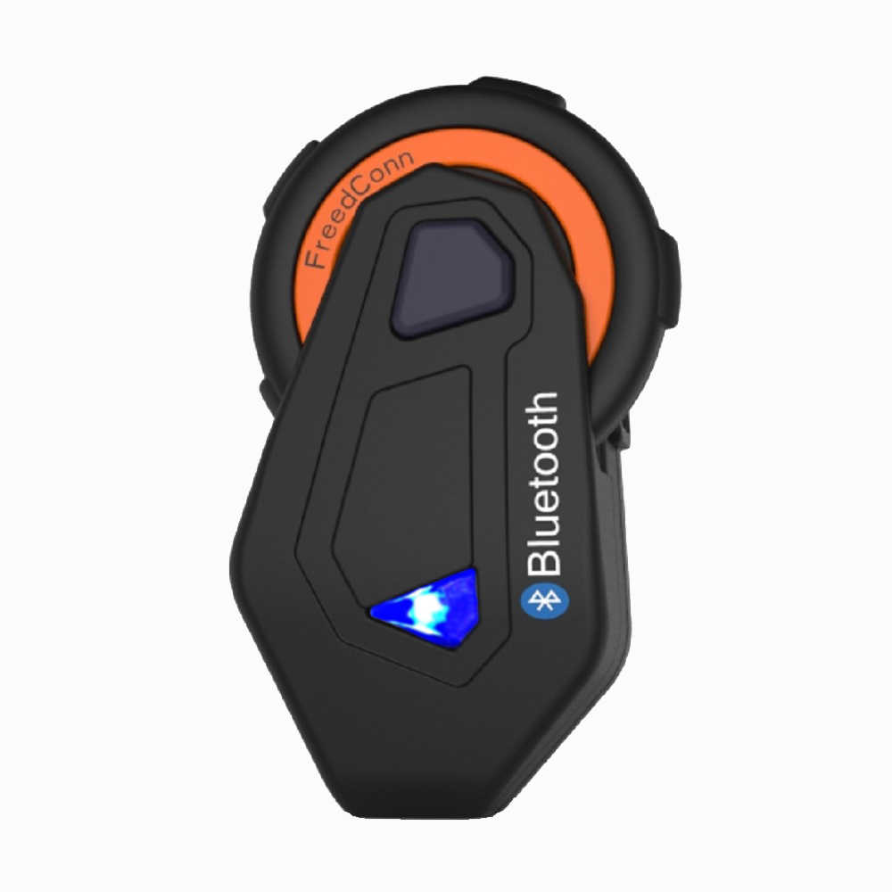 Freedconn T-MAX motocicleta fone de ouvido 8 pilotos comunicação 1000m moto capacete grupo intercom rádio fm bluetooth 4.1