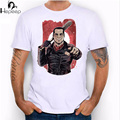 2017 Newest design Release summer Robust men's T-shirt The Walking Dead Negan t-shirt High Quality print tops boy novelty tees