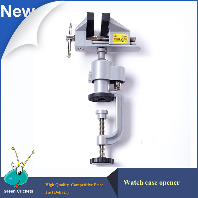 "360 degrees rotated 3 "" Table Swivel Vise and workbench vise for watch & Jewelry repair,Watchmakers Table Swivel Vise"