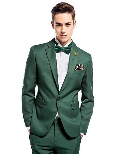 Popular Green Prom Suits-Buy Cheap Green Prom Suits lots from ...