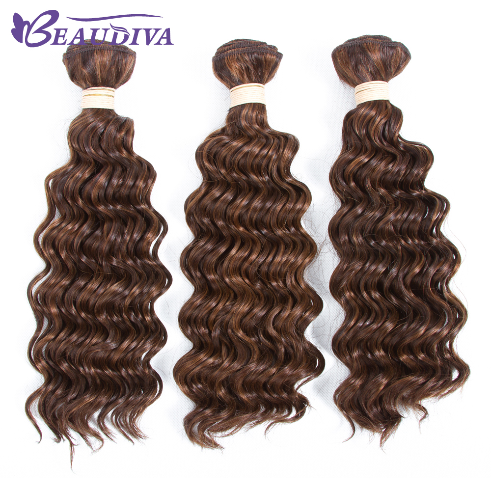 Build Beau Diva P430 Brazilian Deep Curly Hair Weft 100