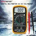 Alta Qualidade MAS830L Multímetro Digital LCD Voltímetro Amperímetro AC DC OHM Volt Tester Teste Atual Frete Grátis