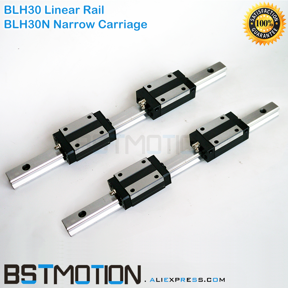 30mm Linear Guide Rail BLH30 400mm 500mm 600mm 800mm 1000mm 1100mm 1200mm 1400mm 1500mm any length