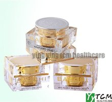 wholesale original~~ Baschi whitening cream day cream+night cream+anti allergy relieving fourth generation