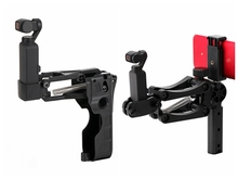 Stabilizer Handle Grip Arm Handheld Shock Absorber Bracket Flexible 4th Axis Holder of DJI OSMO Pocket Gimbal Phone Accessories