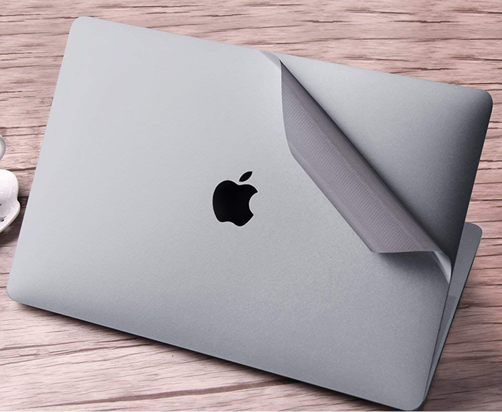 Full Silver Outside protector Guard Cover Case Skin For MacBook Air 11 13 Pro 13 15 Retina 12 13 15 Touch bar 13 15 A1989/A1990Full Silver Outside protector Guard Cover Case Skin For MacBook Air 11 13 Pro 13 15 Retina 12 13 15 Touch bar 13 15 A1989/A1990
