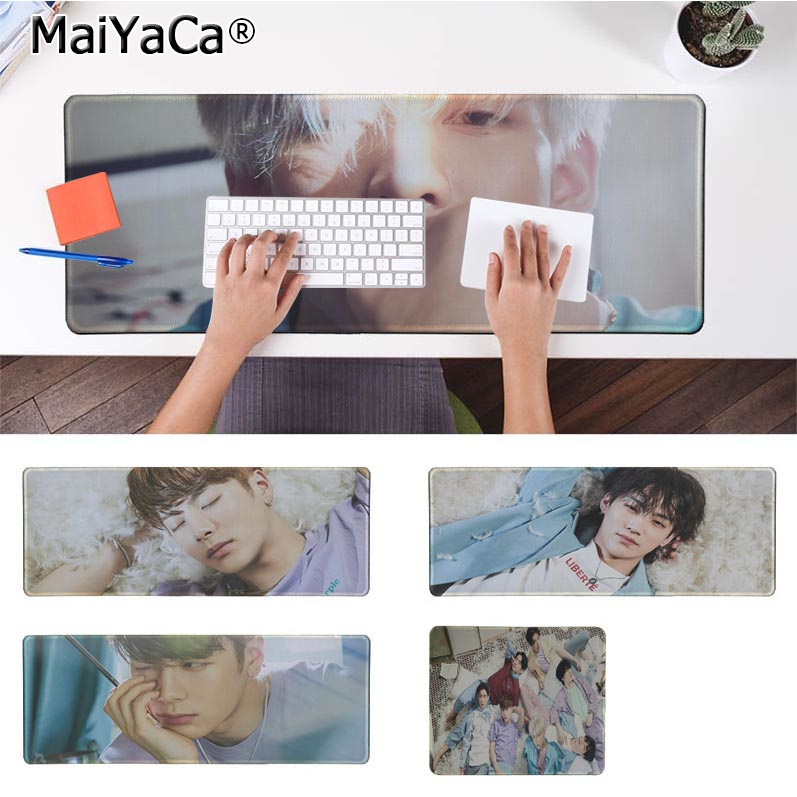 MaiYaCa Vintage Cool GOT7 Jackson wang Beautiful Anime Mouse Mat Free Shipping Large Pad Keyboards