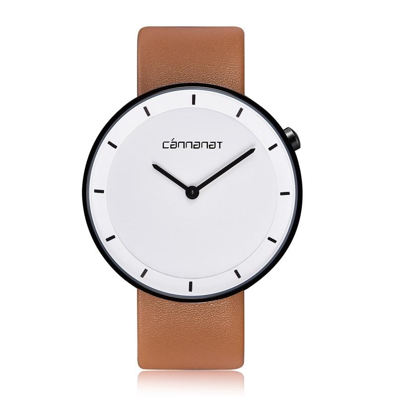 купить Hot Sale Ladies Fashion Casual Leather Strap Watch Simple Style Classic Elegant Analog Quartz Business Wristwatch по цене 2814.47 рублей