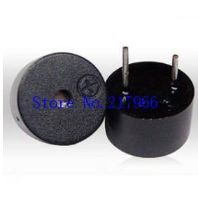 30 шт./лот, 7,0 мм один активный зуммер 5 В сот длина пластиковая трубка электромагнитного акустического 1207, бесплатная доставка