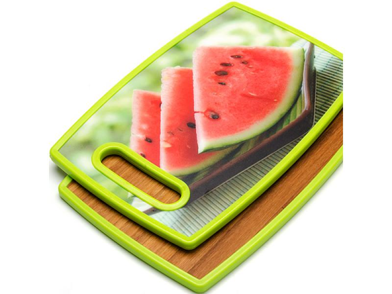 Board cutting MAYER & BOCH, WATERMELON, 30*20 cm, double side a4 self healing cutting mat pvc double sided engraving board 3mm thickness