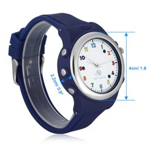 Kids Smartwatch Wristwatch GPS LBS Double Location Safe Children Watch Activity Tracker SOS Call for Android