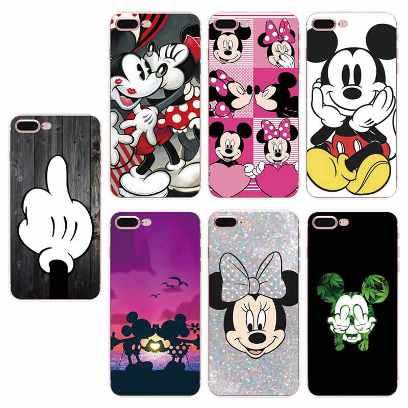 Cartoon Case For iPhone X XS MAX XR 8 7 6 6S Plus 5 5s SE Soft TPU Silicone Back Cover For iPhone XS MAX Phone Coque Capa Funda