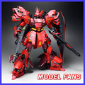 MODEL FANS Freeshipping DABAN model MG 1/100 Ka SAZABI With a water-based paste and LED ligh gunplats Assembled Gundam Models