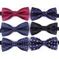 Bowtie de los hombres corbata formal vestidos sexy boy hombres de negocios de Moda Camisa de Vestir de boda pajarita Masculina krawatte legame regalo